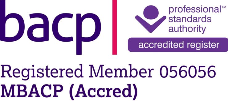 Professional Standards Authority Accredited Register: BACP Registered Member 056056